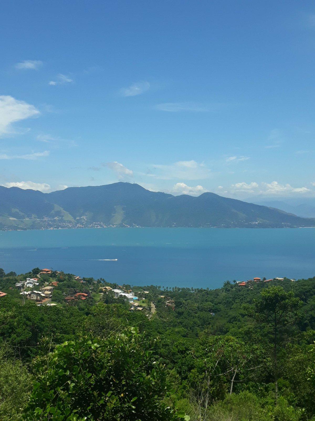 VIsta do Pico do Baepi