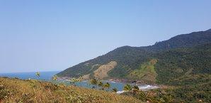 Vista da Praia de Sepituba
